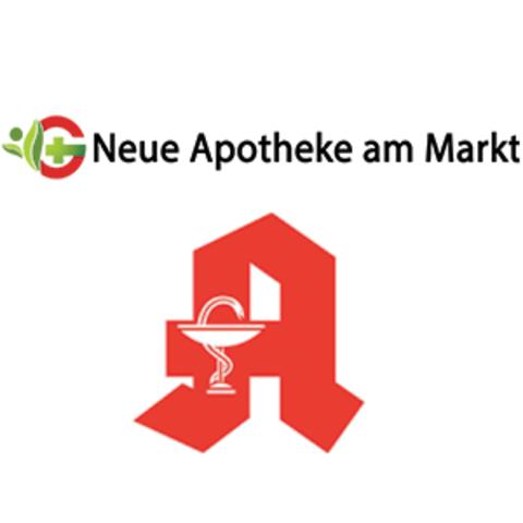 Logo neue apo markt
