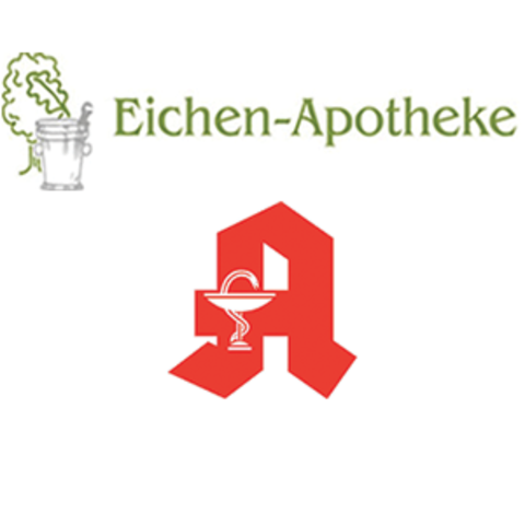 Logo eichen apotheke logo